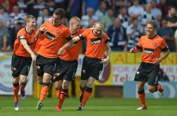 Dundee United 3-0 Rangers: McNamara's side book quarter-final Scottish Cup place
