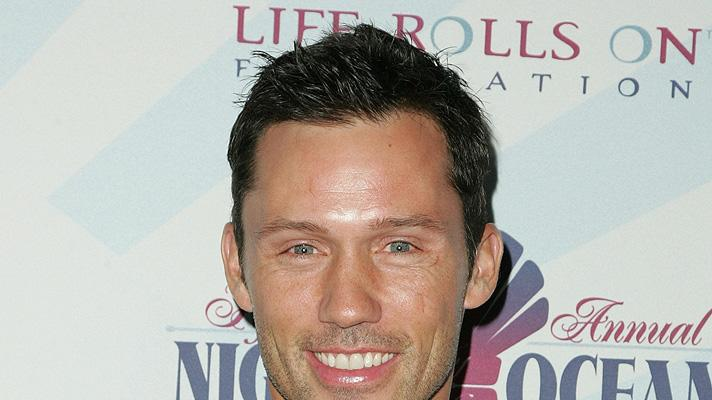 "Jeffrey Donovan attends Life Rolls On Foundation's ""Night By the Ocean"" benefit at the Hollywood & Highland Grand Ballroom on October 12, 2008"