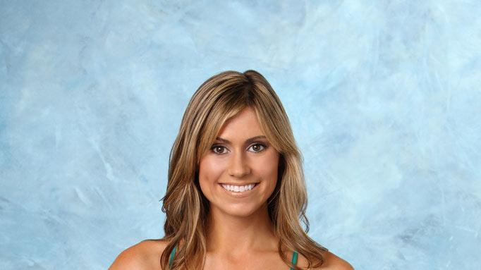 "Lindzi C., 27, a business development manager from Seattle, WA, competes on Season 16 of ""The Bachelor."""