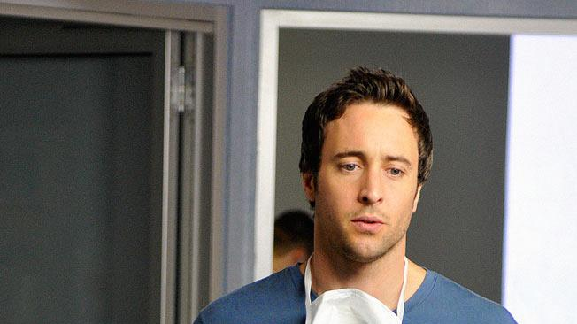 "Alex O'Loughlin stars as Dr. Andy Yablonski on ""Three Rivers."""