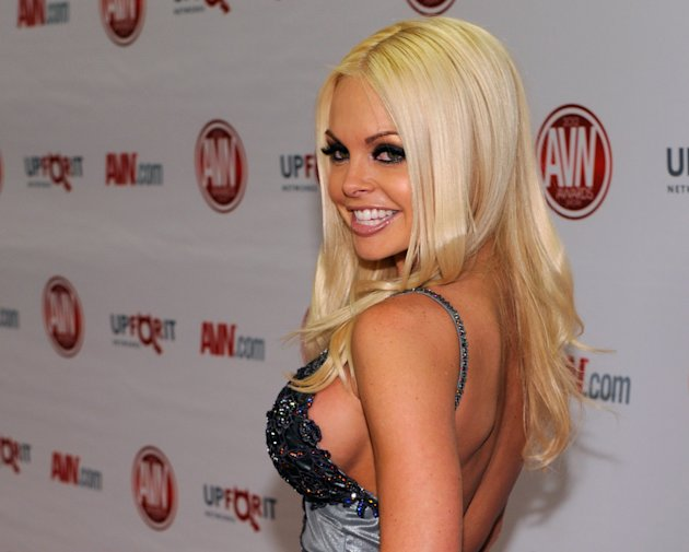 Jesse Jane. (Photo by Ethan Miller/Getty Images)