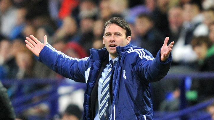 Dougie Freedman was less than impressed by the refereeing in Bolton's match with Barnsley