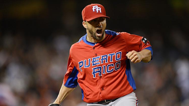 World Baseball Classic - Semifinals - Puerto Rico v Japan