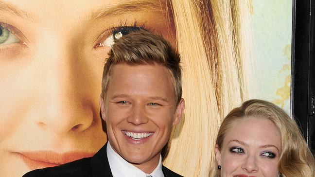 Letters to Juliet LA Premiere 2010 Christopher Egan Amanda Seyfried