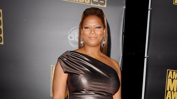 Queen Latifah AMA Aw
