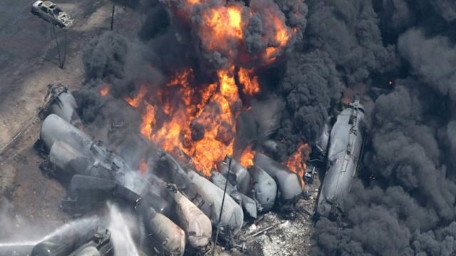 Feds pull 5,000 most dangerous tank cars off railways