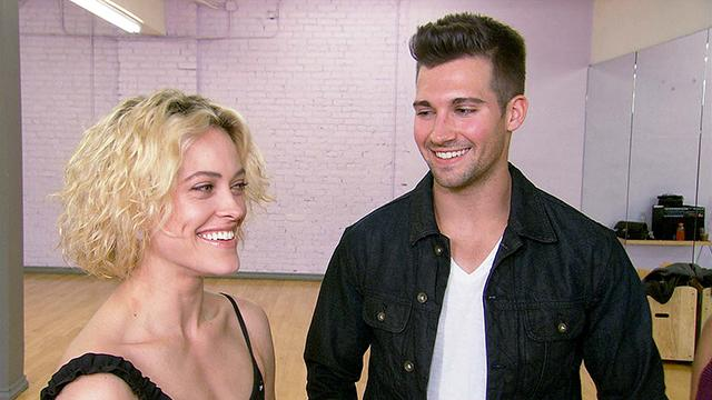 'DWTS': James And Peta Feeling Pressure To Stay On Top?