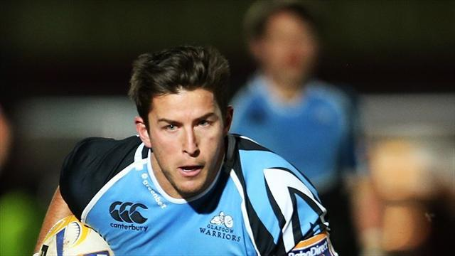RaboDirect Pro12 - Late tries give Glasgow victory