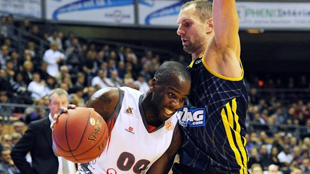 Chalon sur Saone v Alba Berlin / Europa League / 2012