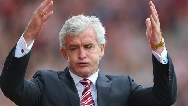 Premier League - Hughes unsure over January goal fix
