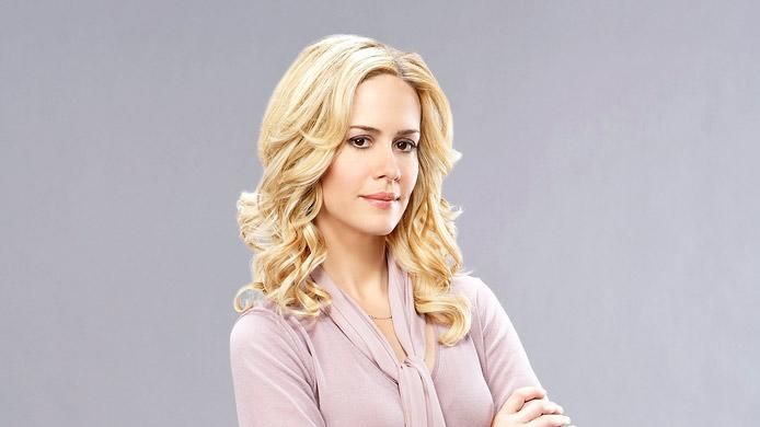 Sarah Paulson stars as Claire in Cupid.