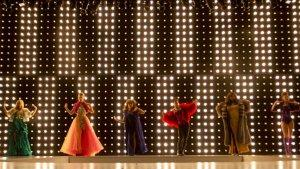 'Glee': New Directions Channels Beyonce in 'Diva' (Video)