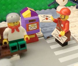 Lego Mailbox © southpaw360@flickr