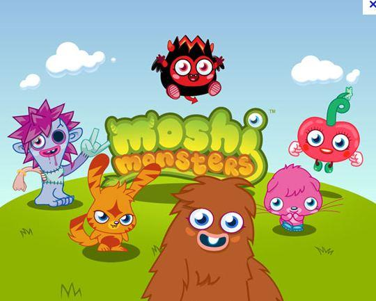 The Moshi Monsters magazine is now the top-selling children's magazine in the UK, and the monster-collecting site has now pushed Disney's Club Penguin into second place to become the top social networ