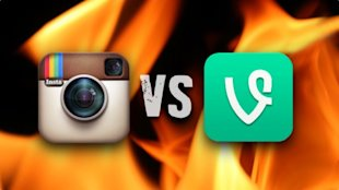 Facebook's Instagram and Twitter's Vine Go Head to Head image instagram vs vine 610x3432