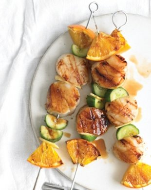 Still haven't had your fill of scallops? Try our Scallop, Orange, and Cucumber Kebabs.