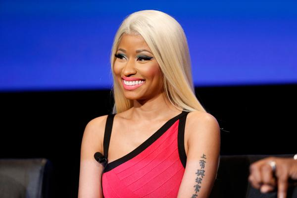 Nicki Minaj 'Not Worried' About Grammys Snub