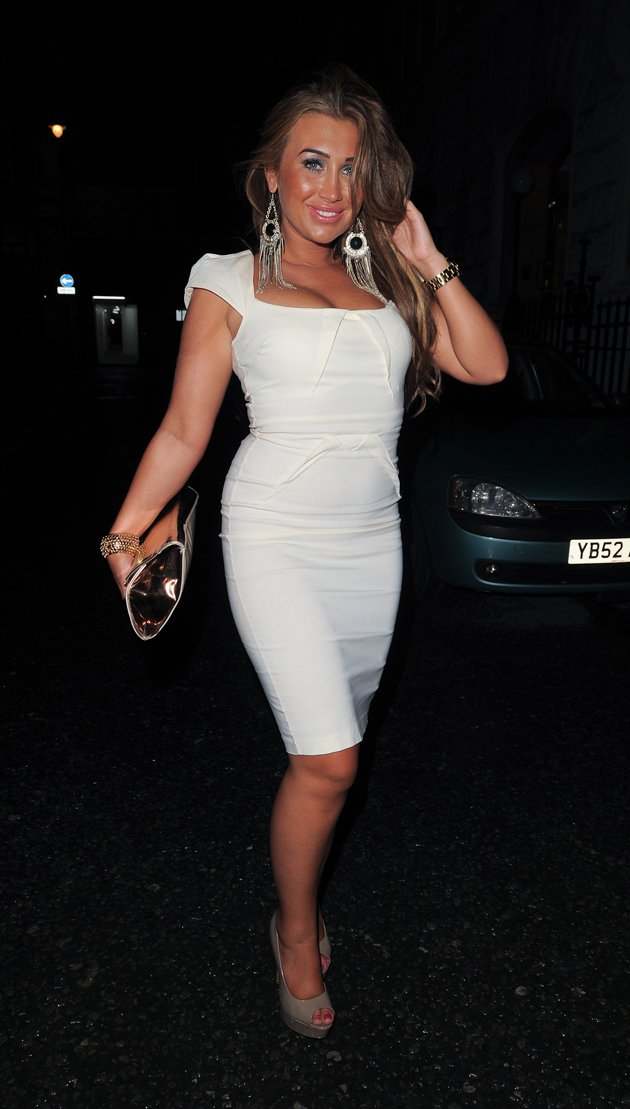 TOWIE's Lauren Goodger's weight loss