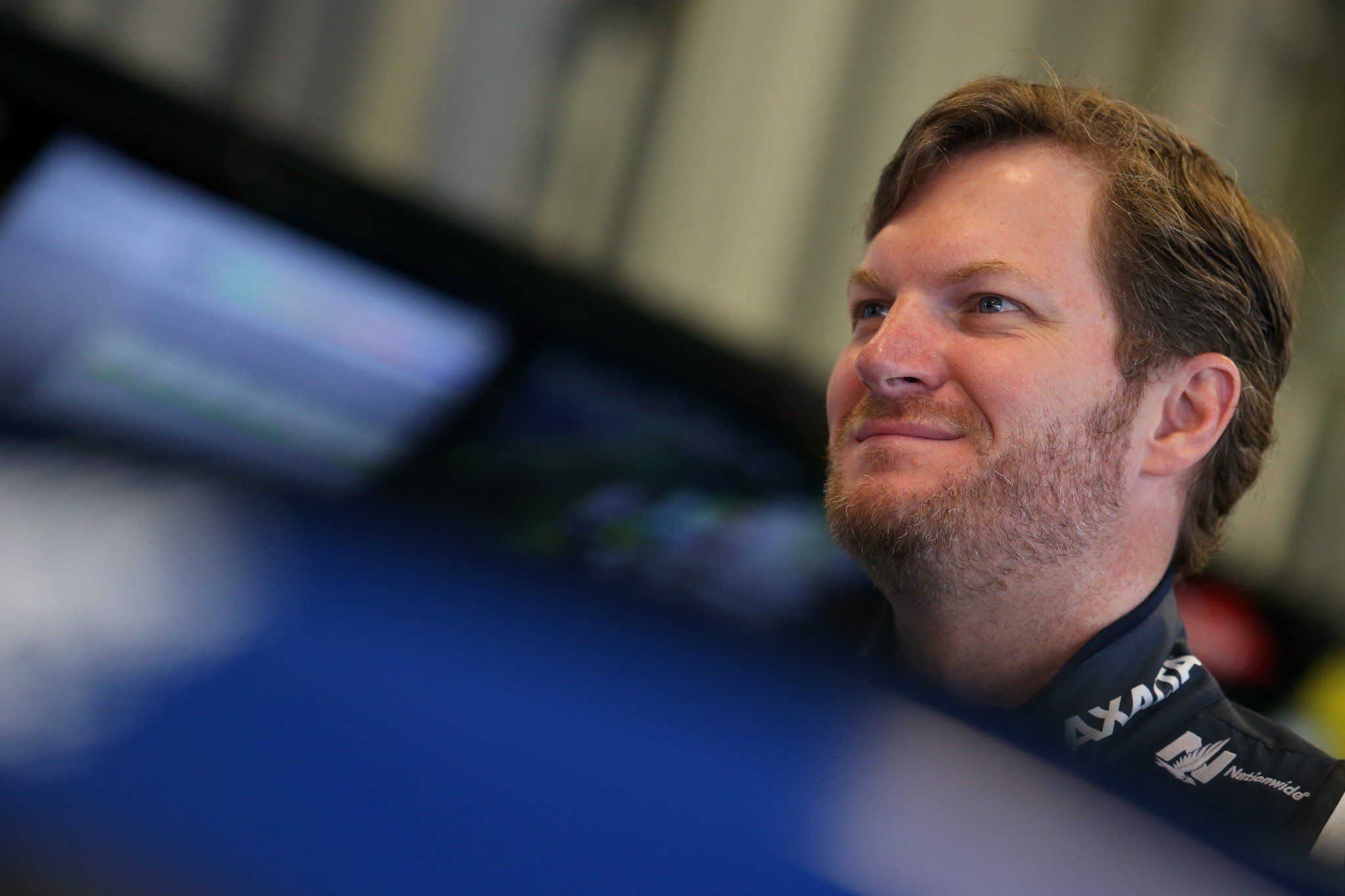 Dale Earnhardt Jr. is out indefinitely because of concussion concerns (Getty).