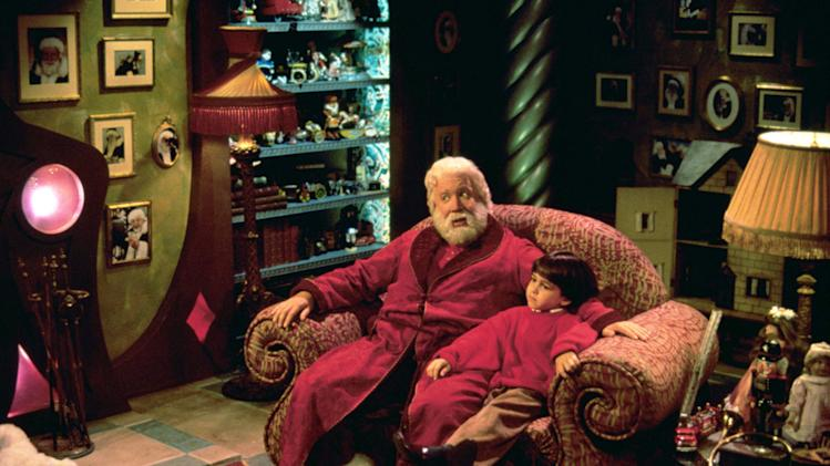 """The Santa Clause"" on ABC Family Friday, 12/7 at 7pm"