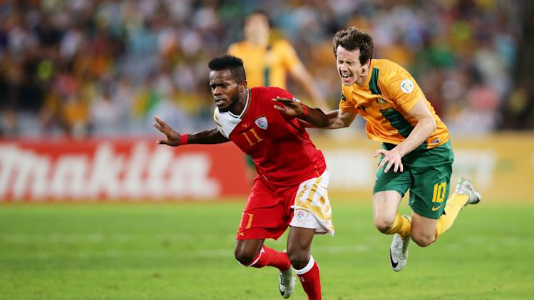 Australia v Oman - FIFA World Cup Asian Qualifier