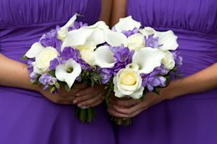 Try only having 2 or 3 bridesmaids to save on money!