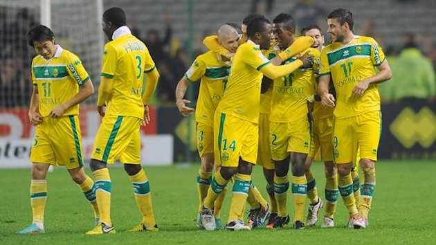 FOOTBALL 2012 Nantes - Joie