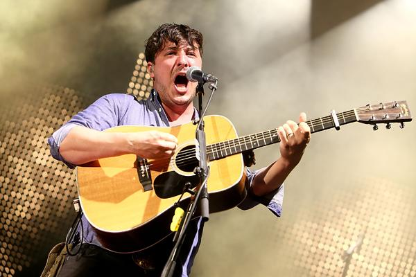 Mumford & Sons Cancel Bonnaroo Appearance