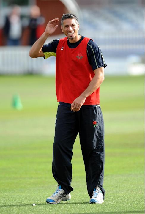 Sajid Mahmood has joined Somerset on loan