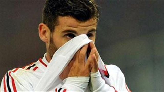 Serie A - Nocerino lacking match fitness