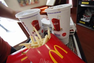 McDonald's: Credit Reuters