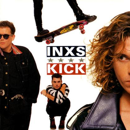 2. INXS: Never Tear Us Apart