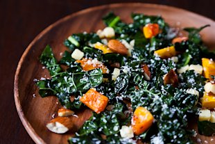 Northern Spy's Kale Salad