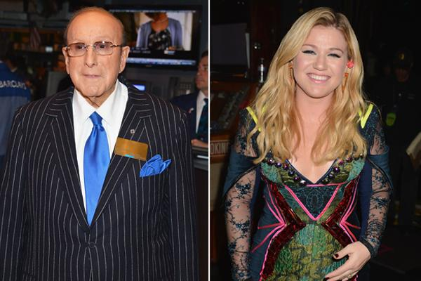 Kelly Clarkson, Clive Davis Spar Over Recollections in His Memoir