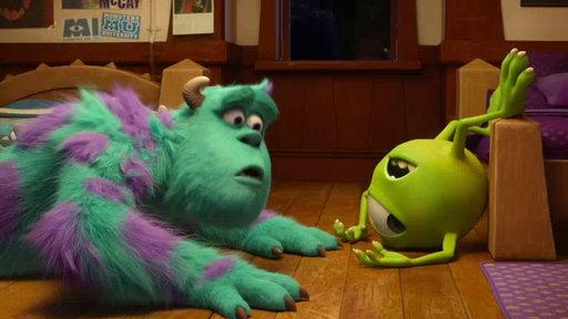 Monsters University - Clip - First Contact