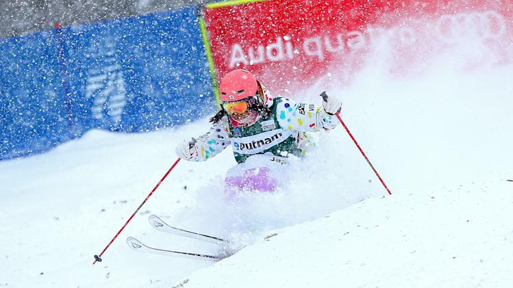 2014 FIS Freestyle Ski World Cup Mogul Competition