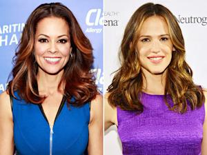 Jennifer Garner, Brooke Burke-Charvet Carpool Their Kids Together!