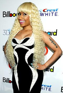 Nicki Minaj to Get Her Own Fashion Line?
