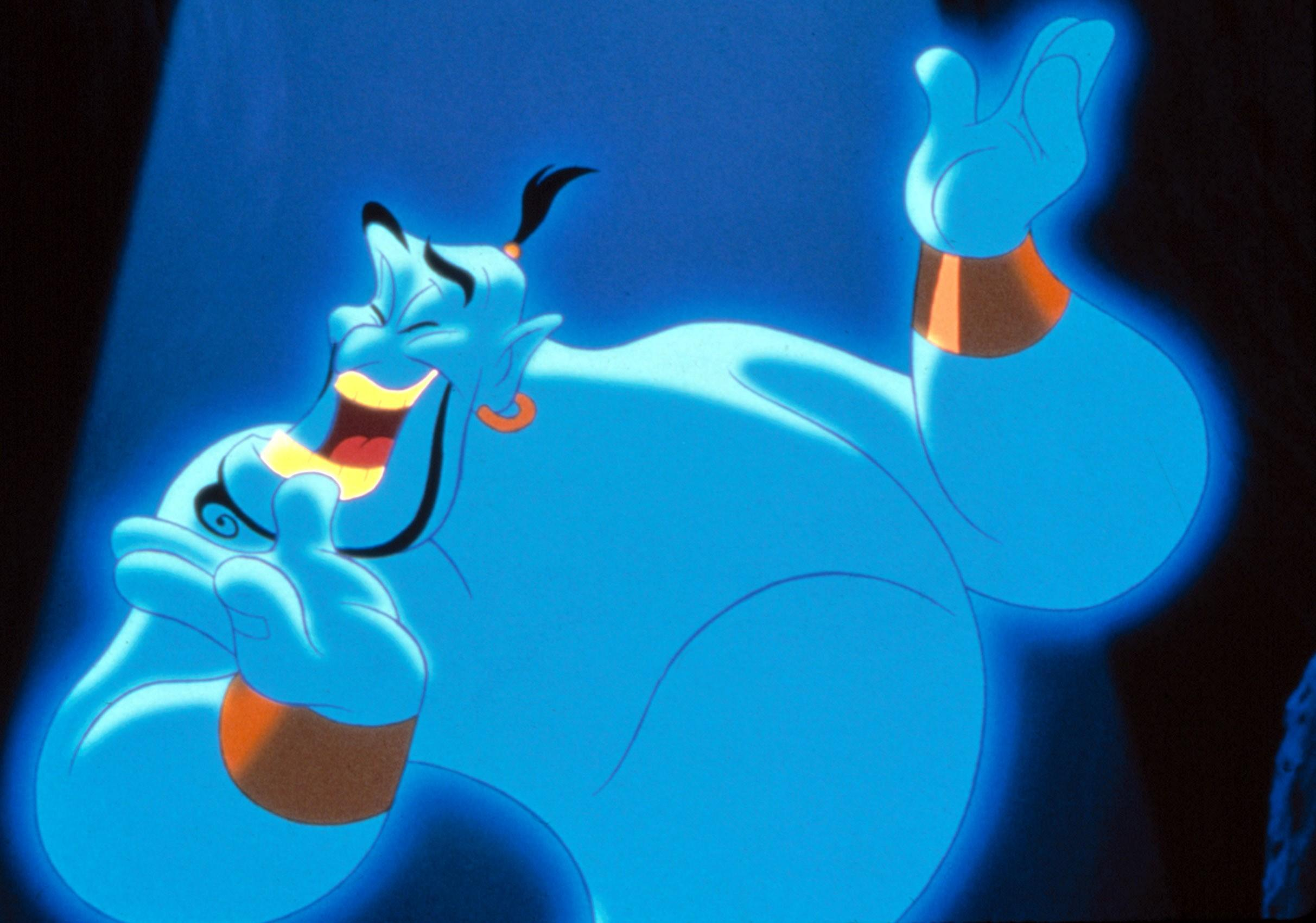 'Aladdin' Genie Voice Actor Performs Tribute to Robin Williams