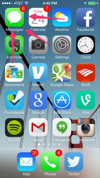 how to delete your voicemail message on iphone 6