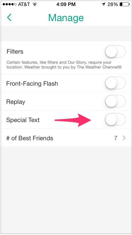 snapchat block how to know