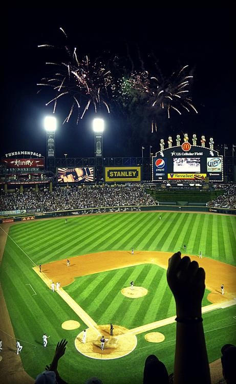 Consider Me Away… to fourth of Come july 1st at these types of Ballparks