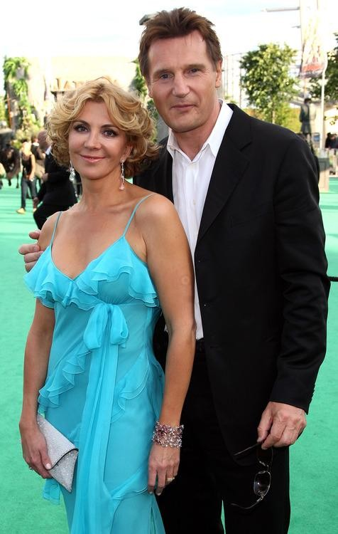 Liam neeson reveals death pact with wife natasha richardson for Natasha richardson and liam neeson