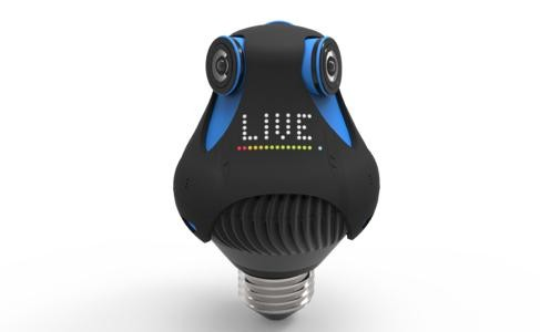 tech coming soon coolest ever degree video camera .
