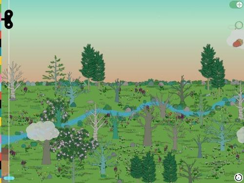 Tinybop Plants screenshot