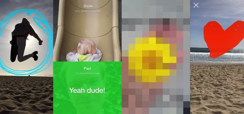 A Beginner's Guide to Slingshot, Facebook's Participatory Photo Messaging App