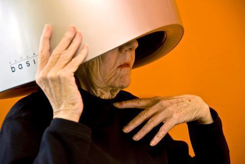 Senior Class: The Beauty Of Older Women