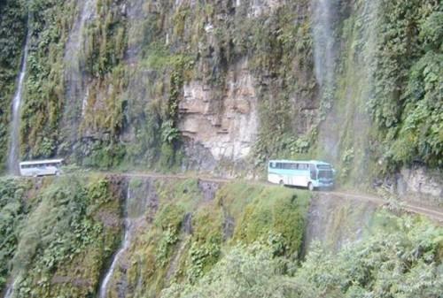 14 of the World's Craziest Roads