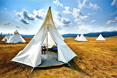 No Tents Allowed The Best Tepee Hotels And Camps In The
