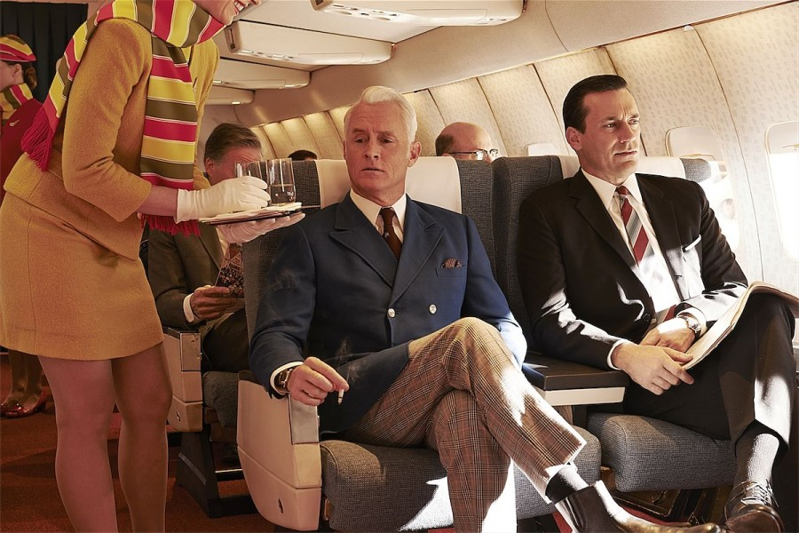 Looking Back on Mad Men